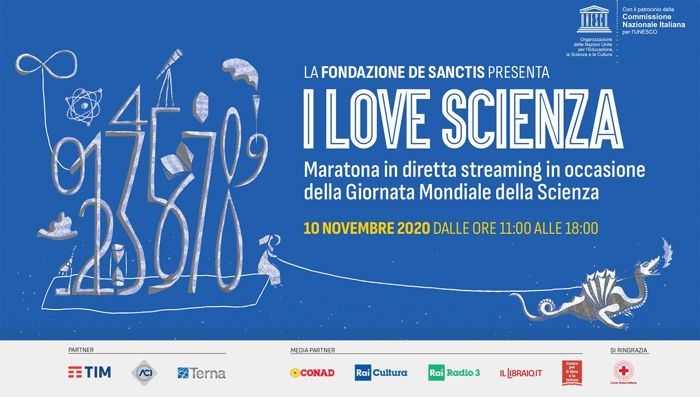 I love scienza - event