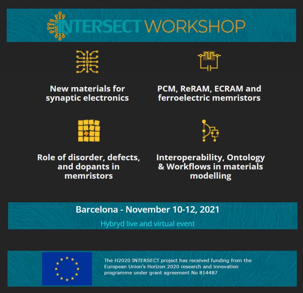 INTERSECT-workshop topics