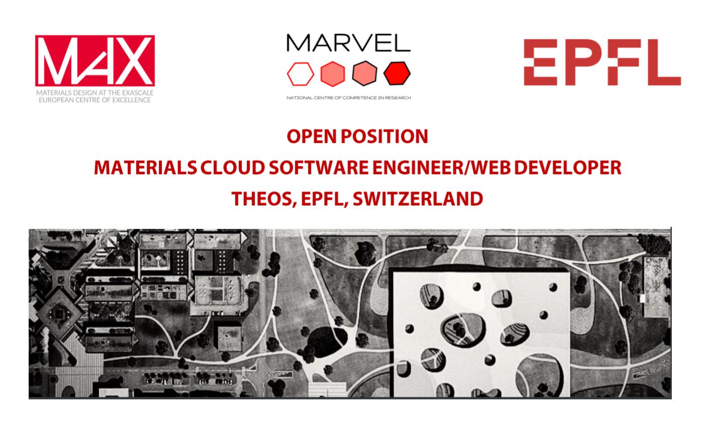 Open Position EPFL